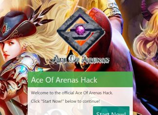 Ace of Arenas Hack