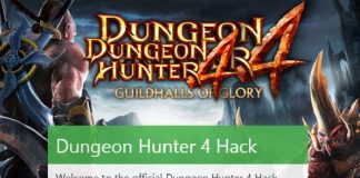 Dungeon Hunter 4 Hack