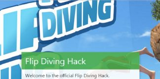 Flip Diving Hack, Get free Diamonds here