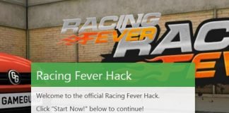 Racing Fever Hack