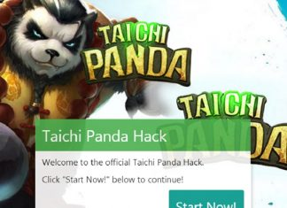 Taichi Panda Hack, get free Diamonds here