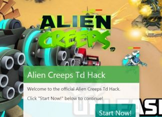 Alien Creeps TD Hack