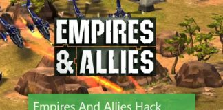 Empire and Allies Cheats