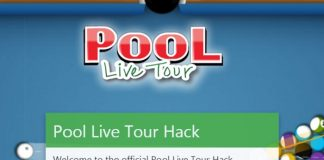 Pool Live Tour Cheats