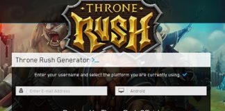 Throne Rush cheat