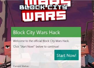 Block City Wars Gold Cheat
