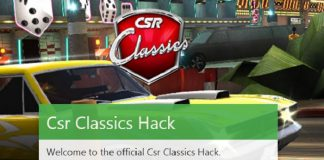 CSR Classic Gold Cheat