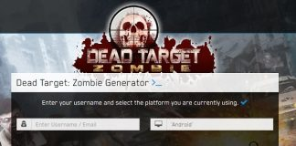 Dead Target Money Cheat