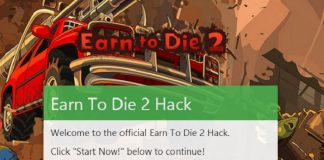 Earn To Die 2 Money Cheat