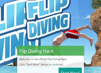 Flip Diving Tickets Cheat