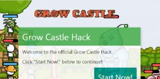 Grow Castle Crystals Cheat