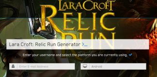 Lara Croft Relic Run Gems Cheat