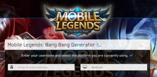 Mobile Legends Diamonds Cheat