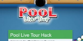 Pool Live Tour Coins Cheat