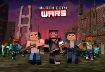 Block City Wars gameplay review