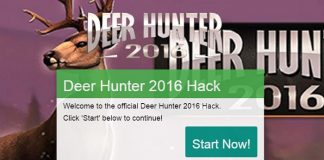 Deer Hunter 2016 Generator