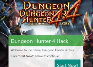Dungeon Hunter 4 Generator