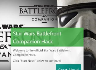 Star Wars Battlefront Companion Cheat