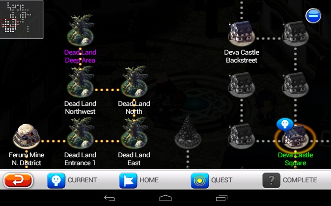 Zenonia 5 abyss tower