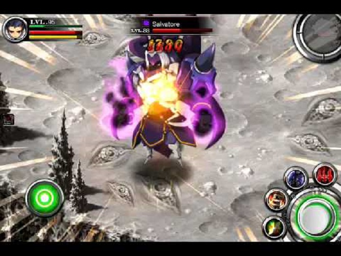 zenonia 5 boss battle