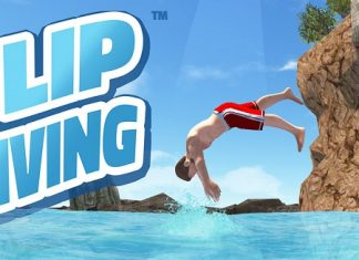 flip diving game tips
