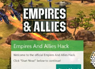 Empire and Allies Hack