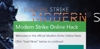 Modern Strike Online Cheats