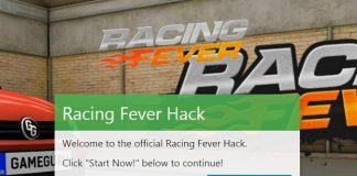 Racing Fever Cheats
