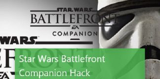 Star Wars Battlefront Companion Hack