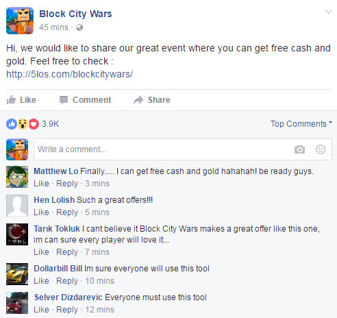 Block City Wars Generator Proof