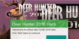 Deer Hunter 2016 Gold Cheat