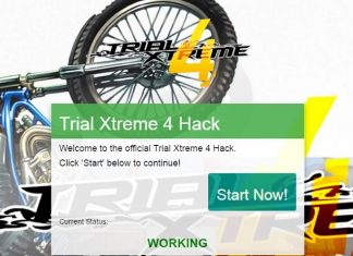 Trial Xtreme 4 Coins Cheat