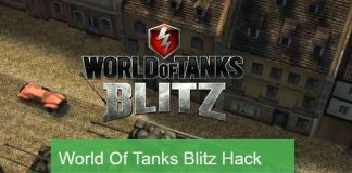 World of Tanks Blitz Gold Cheat