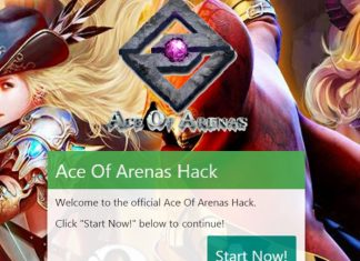 Ace of Arenas Generator