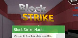 Block Strike Generator