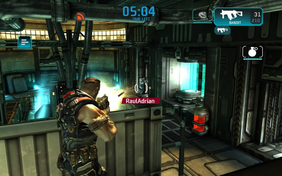 Shadowgun Deadzone Game