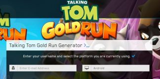 Talking Tom Gold Run Hack