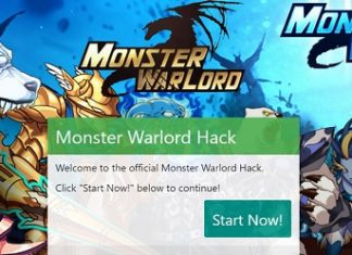 monster warlord jewel hack