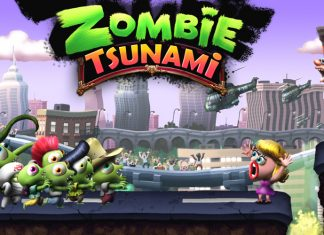 All The Unique Things In Zombie Tsunami Game