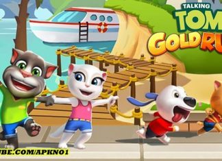 talking tom gold run game guide