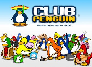 club penguin game